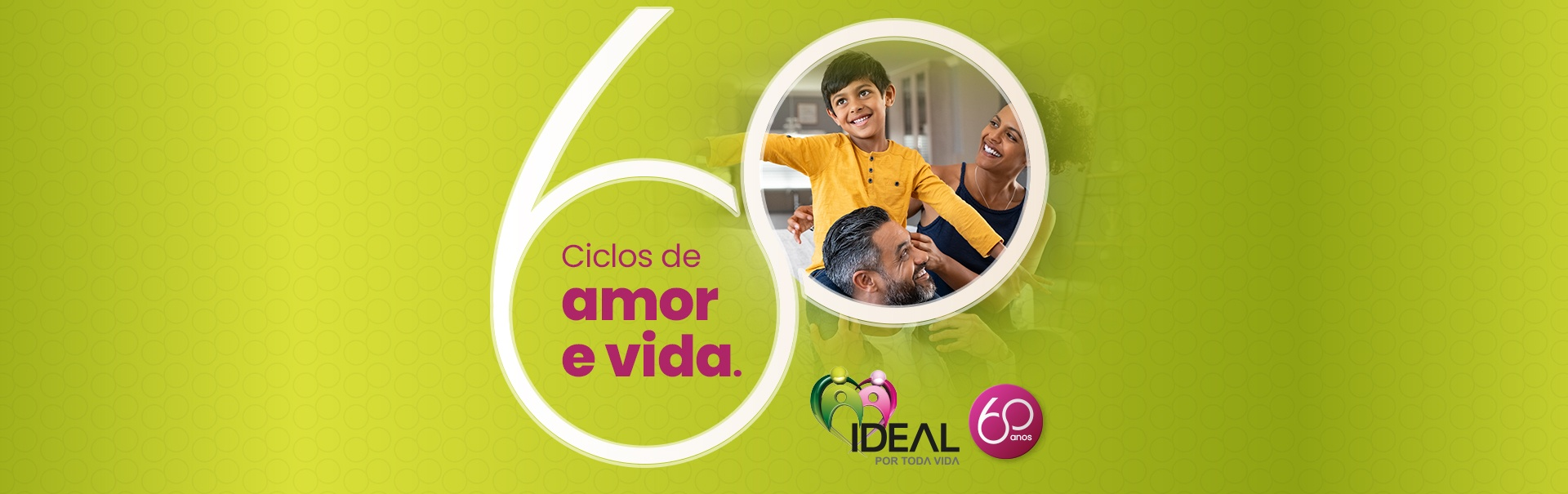 60 anos Rede Ideal